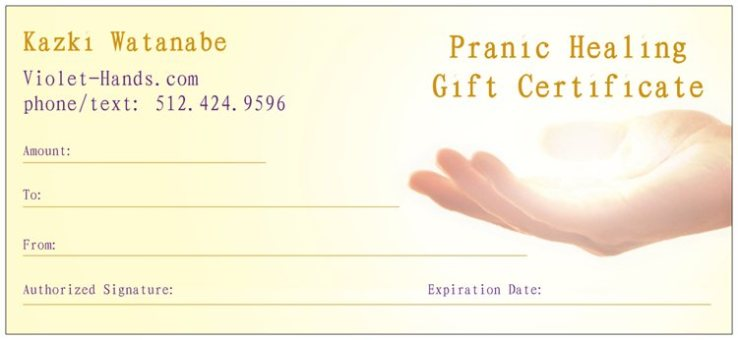 Gift Certificate PH